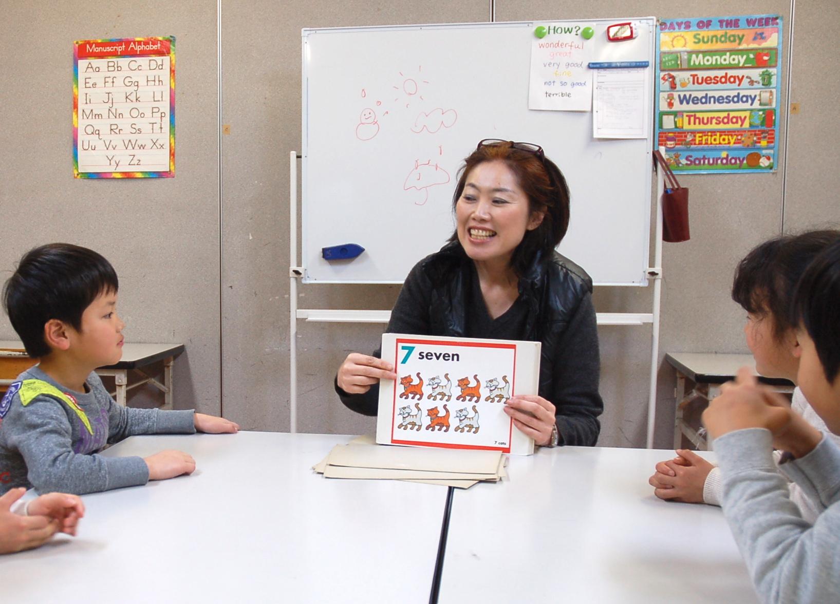 子ども英会話イメージ