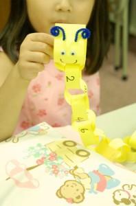 子ども英会話 幼児クラス(愛知聖ルカセンター)
