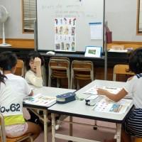 愛知聖ルカセンターのこども英会話 小学校高学年クラス