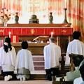 聖霊降臨日の礼拝