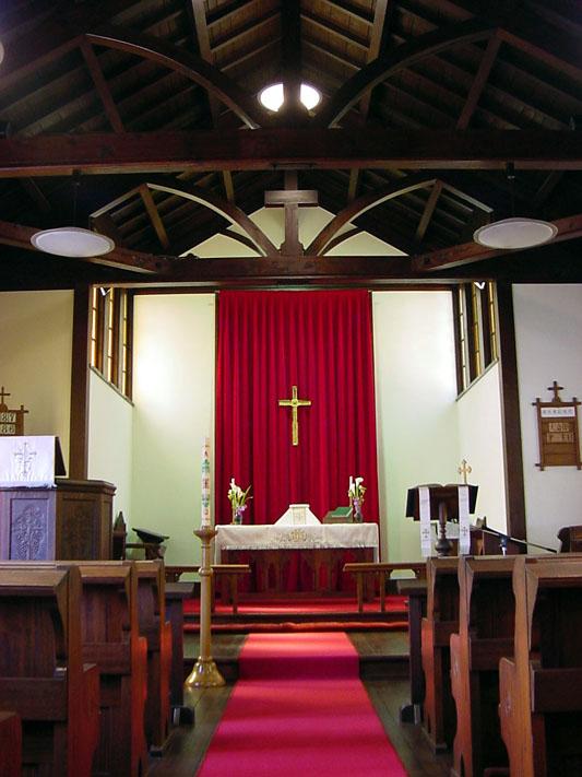 日本聖公会 京都聖三一教会