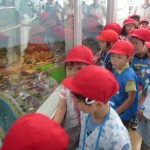 "At Koriyama City ""Fureai"" Science Center, the miniature railroad enchanting the kids"
