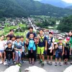 Shirakawa-go, Gifu Prefecture, a World Cultural Heritage