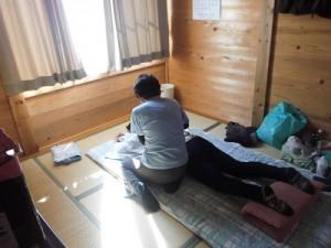 Manual massage