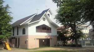 葛飾茨十字教会