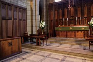 聖路加国際大学 聖ルカ礼拝堂