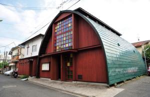 東京聖十字教会