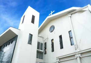 渋谷聖ミカエル教会