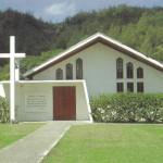 小笠原聖ジョージ教会